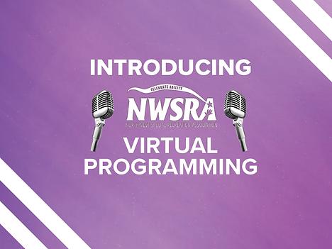Introducing NWSRA Virtual Programming