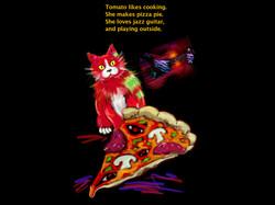 Tomato DizzyCat