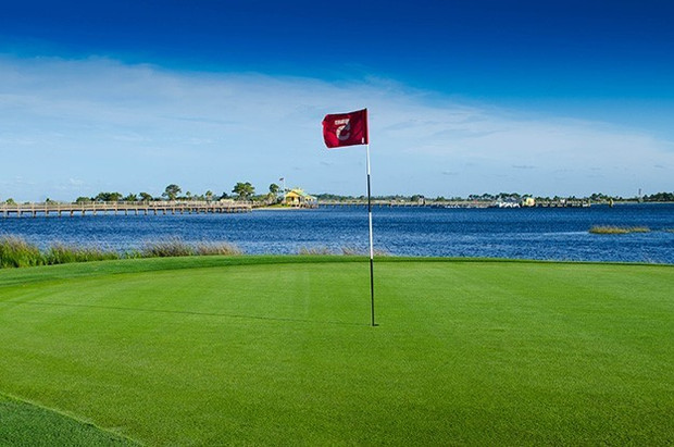 BAY POINT GOLF CLUB CONVERTS TO TIFEAGLE GREENS