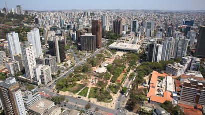 Praça da Assembléia - BH