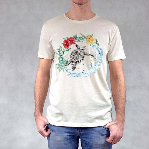 T-shirt uomo stampa Tartaruga