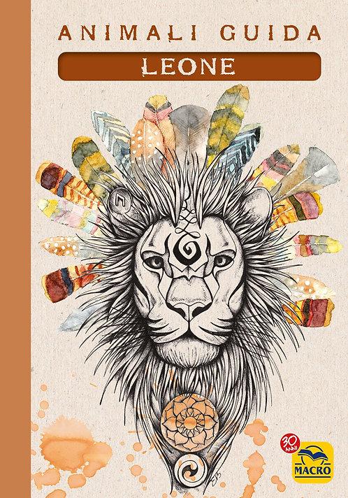 Quaderno Animali Guida - Leone