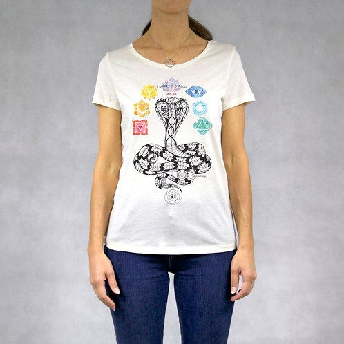 T-shirt donna stampa Cobra
