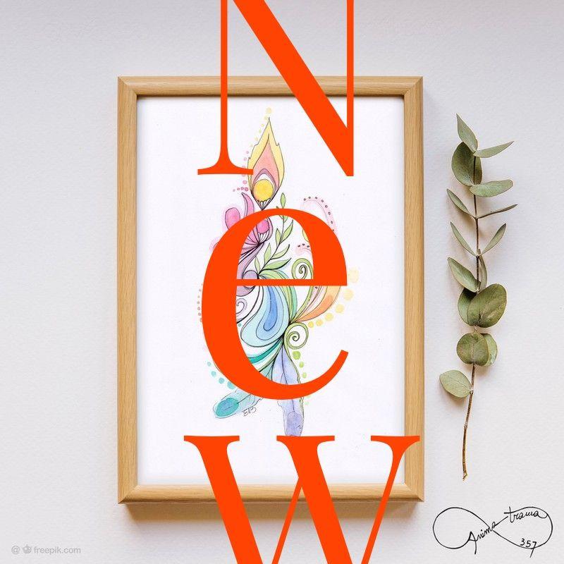Simbolo per l'anima versione con invio disegno originale