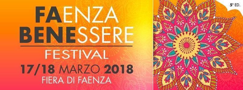 Banner Faenza Benessere Festival 2018