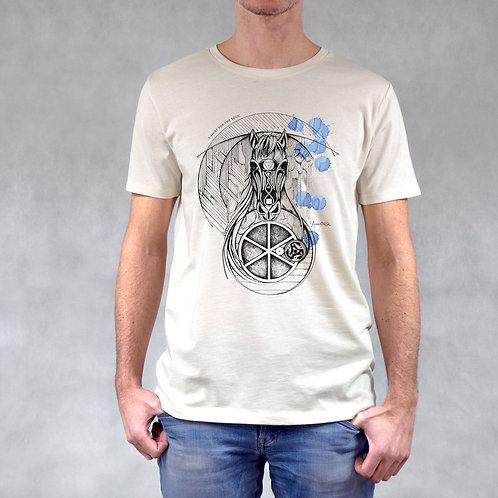 T-shirt uomo stampa Cavallo