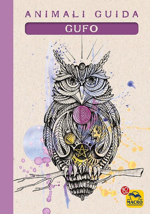 Quaderno Animali Guida - Gufo