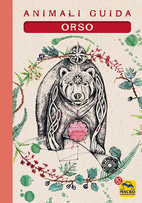 Quaderno Animali Guida - Orso