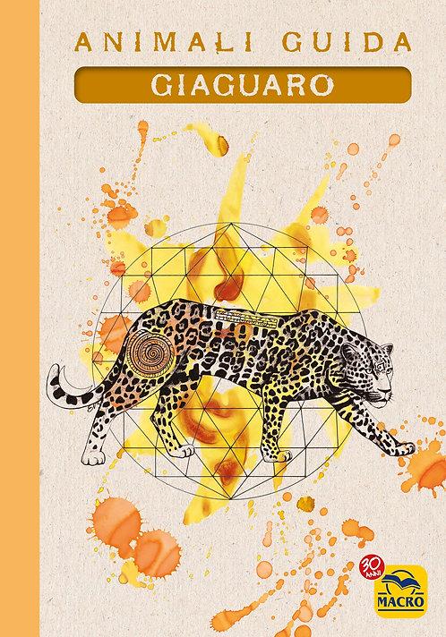 Quaderno Animali Guida - Giaguaro