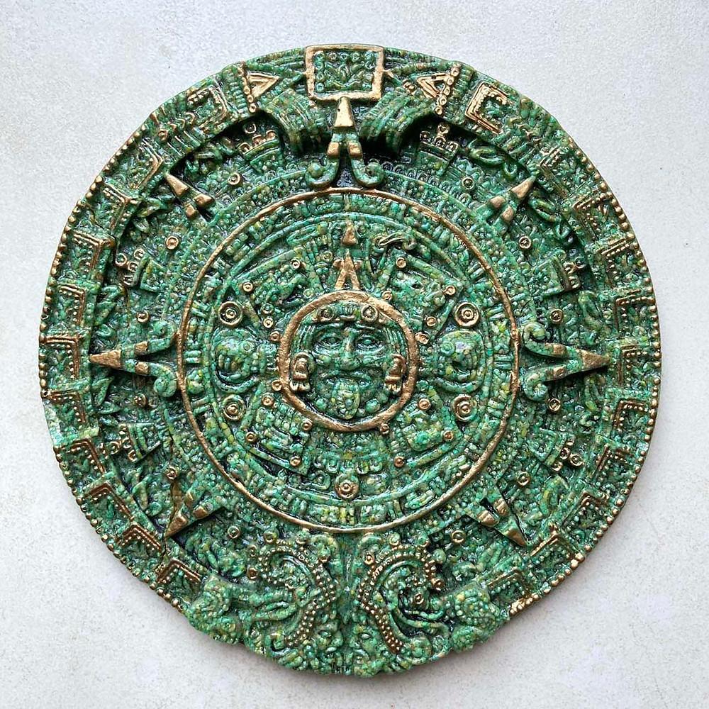 Il calendario mexicano, il Chuenil Kin
