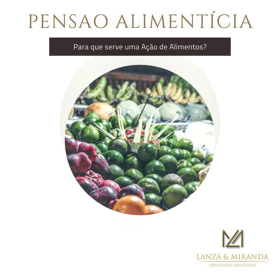 Pensão Alimentícia. Alimentos. Ação de Alimentos. Direito de Família. Advogado Familiar
