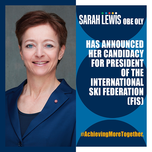 sarah lewis - fis presidential candidacy