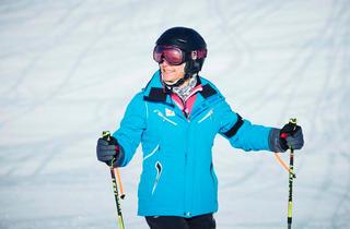 Sarah Skiing 2016