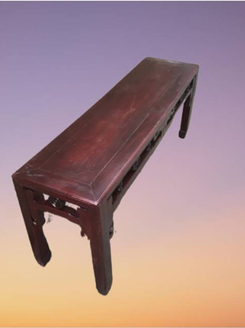 Birch Bench / long seat