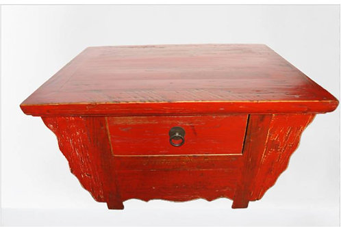 Painted cabinet or coffee table (various colours)