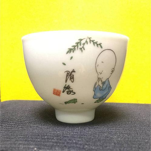 """Zen cup """"Follow"""""""