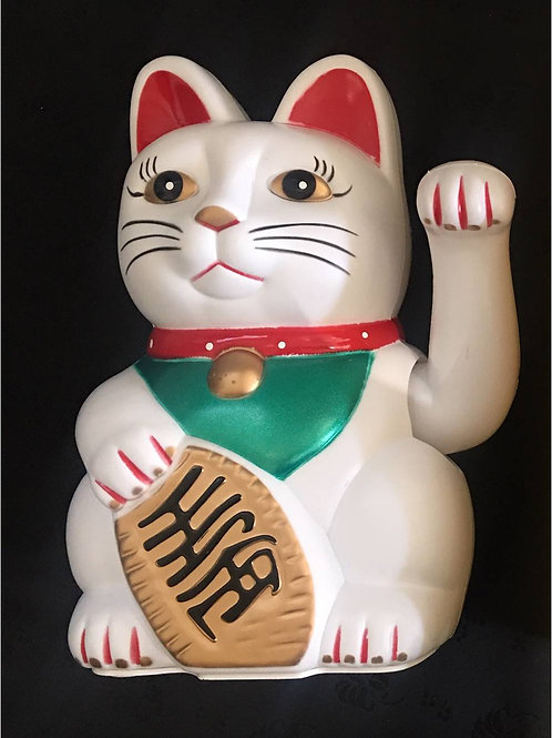 Fortune Cats (22cm), various colours