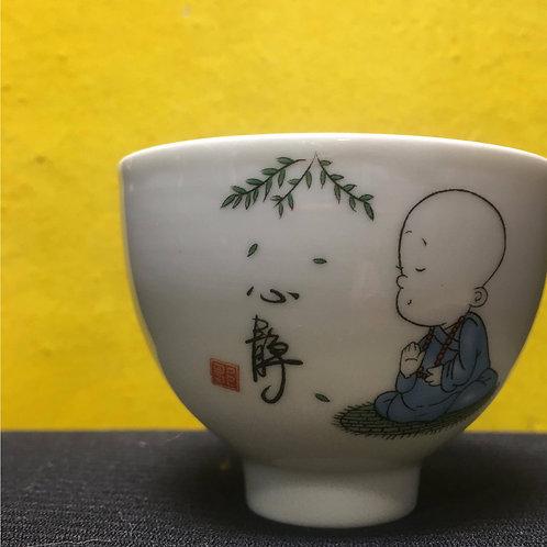 "Zen cup ""Calm"""