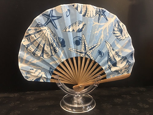 Oval Fans in various patterns