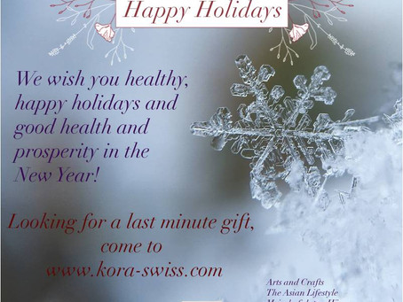 Gift yourself, your friends and your loved ones!
