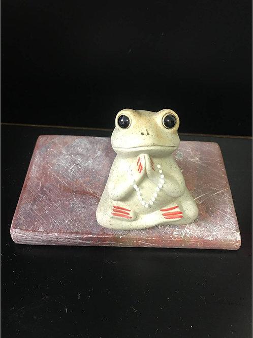 Frog Prince: Prayer