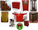 Asian Furniture at kora-swiss.com