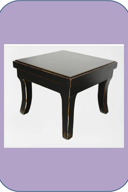 Birch corner table or stool for a vase