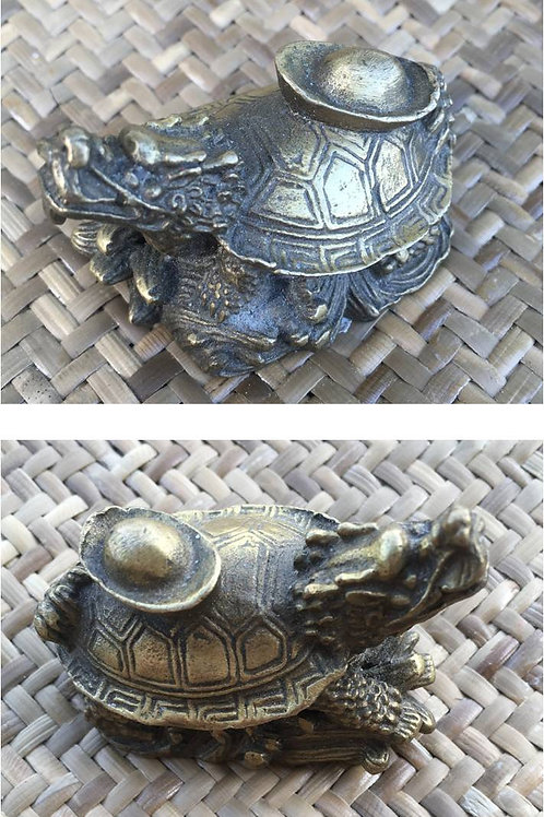 Turtle: Feng Shui accessory for generating luck