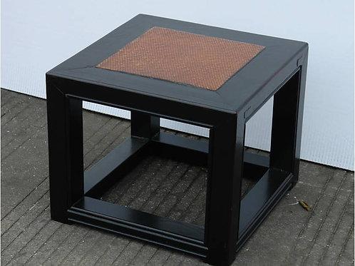 Elegant Rattan topped stool