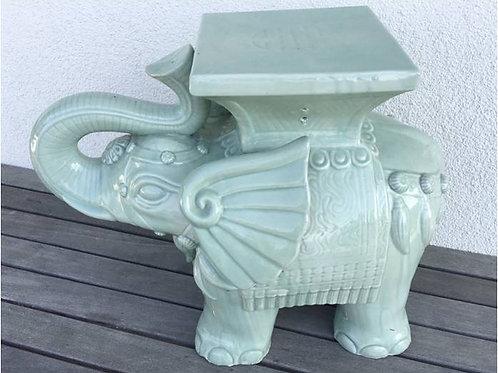 Fine porcelain Lucky Elephant
