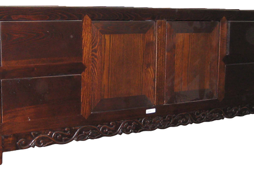 Cabinet with 4 drawers and 2 doors