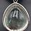 Thumbnail: Green phantom crystal pendant