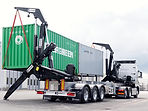 Loaded Container Ground Delivery