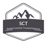Seattle Container Transportation Logo
