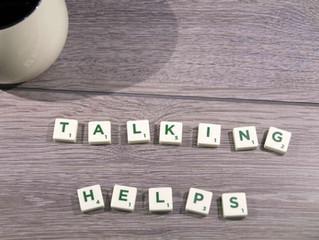 Talking Helps