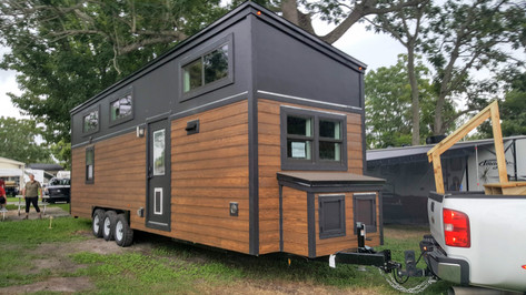 Tiny Home Transport