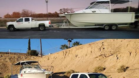 Oversize Boat