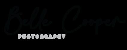 Belle Cooper Photography Logo