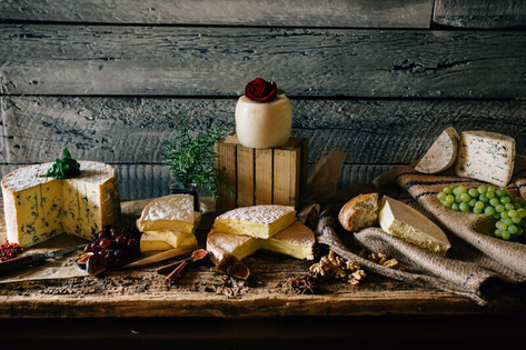 Puhoi Valley Cheese Grazing Table