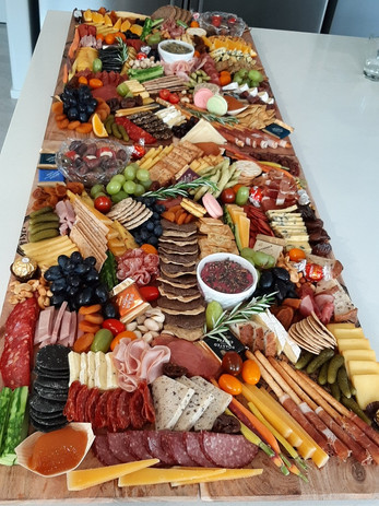 Homestyle Catering Grazing Table