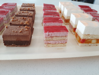 Homestyle Catering French Desserts