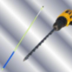 Keyfit Tools flex guard driveway marker