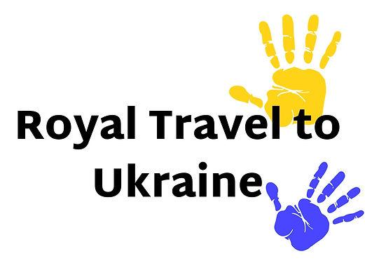 Royal Travel to Ukraine