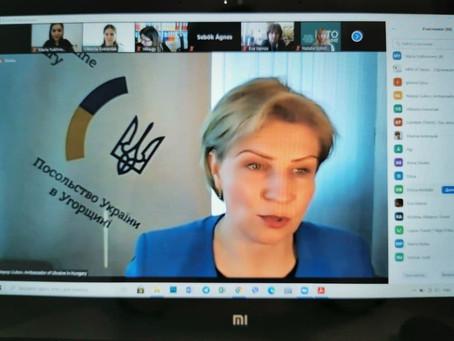 Презентація України, як туристичного напрямку, для туристичних операторів Угорщини