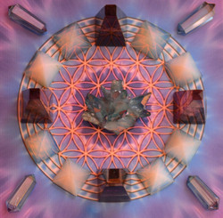 Communicate with Higher Realms Grid