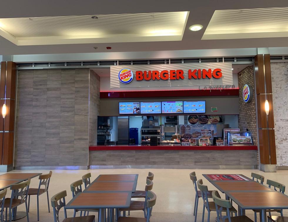 Burger King Plaza del Sol