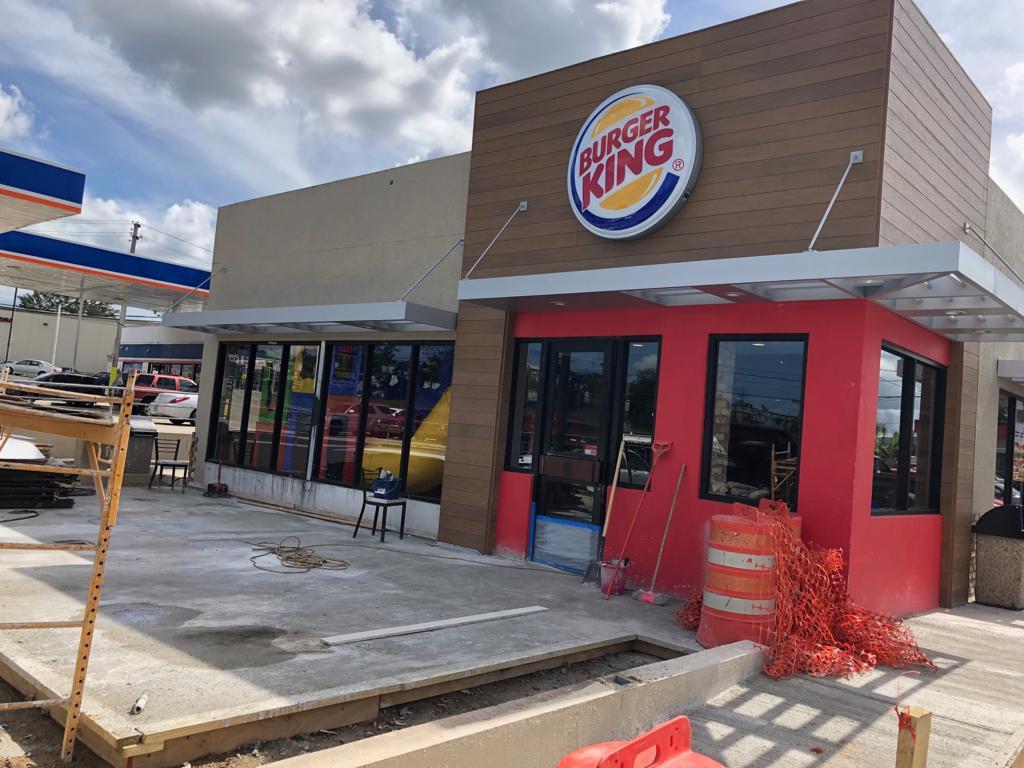 Burger King Corozal