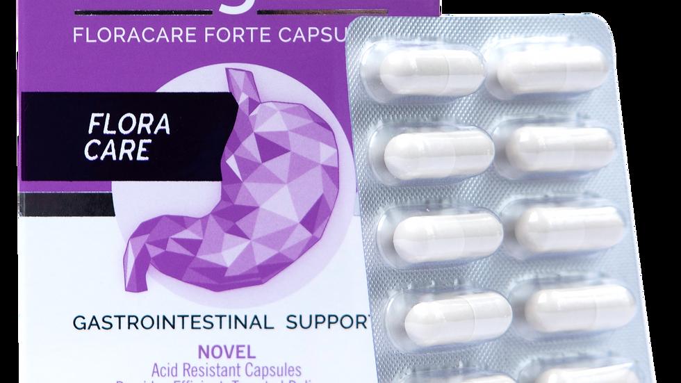 Progast FloraCare Forte 10 Capsules