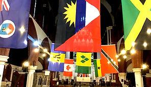 Windrush Sunday flags.jpg