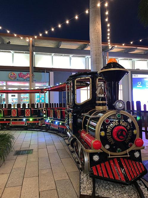 Mississippi Black Train